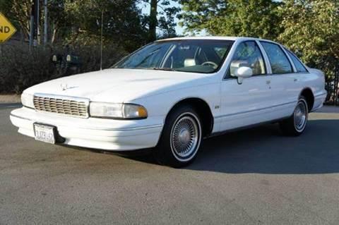 1994 Chevrolet Caprice for sale at 1 Owner Car Guy in Stevensville MT
