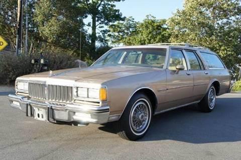 1987 Pontiac Safari for sale at 1 Owner Car Guy in Stevensville MT