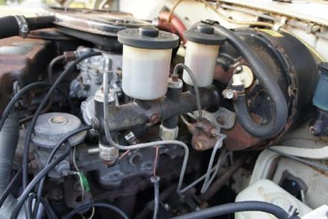 1976 Toyota Land Cruiser FJ40 In El Cajon CA - 1 Owner Car Guy