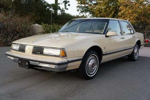 1987 Oldsmobile Delta Eighty-Eight Royale for sale at 1 Owner Car Guy in Stevensville MT