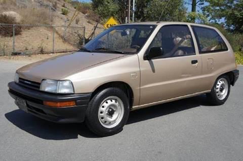 1990 Daihatsu Charade