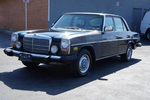 1975 Mercedes-Benz 300-Class for sale at 1 Owner Car Guy in Stevensville MT