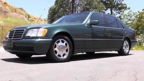 1995 Mercedes-Benz S-Class for sale at 1 Owner Car Guy in Stevensville MT