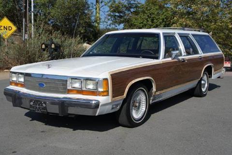 1990 Ford LTD Crown Victoria for sale at 1 Owner Car Guy in Stevensville MT