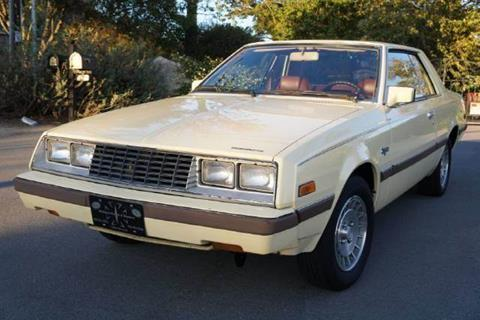 1981 Plymouth Sapporo for sale at 1 Owner Car Guy in Stevensville MT