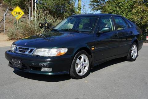 2000 Saab 9-3 for sale at 1 Owner Car Guy in Stevensville MT