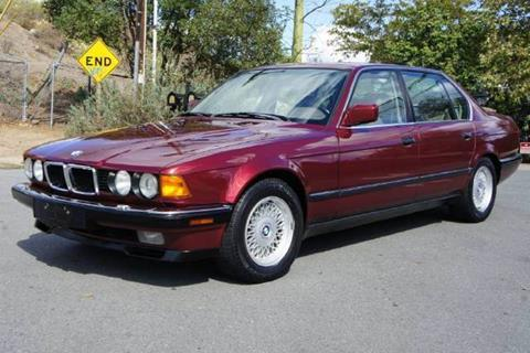 1994 BMW 7 Series for sale at 1 Owner Car Guy in Stevensville MT