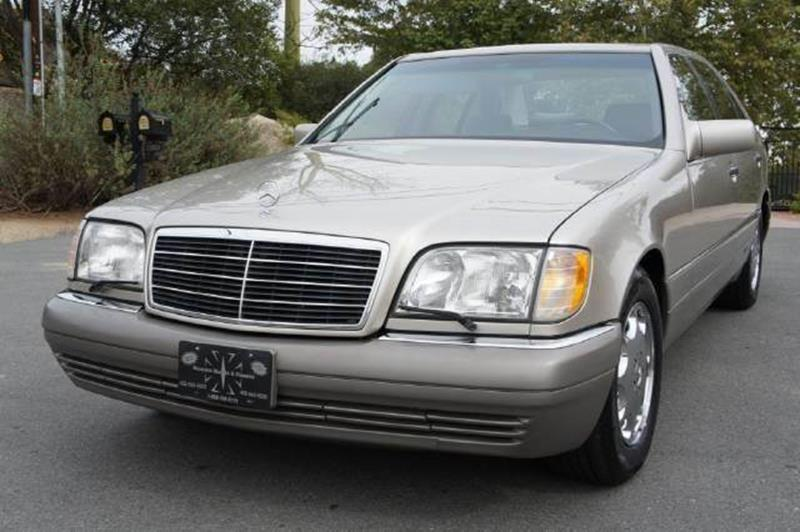 1995 Mercedes-Benz S-Class for sale at 1 Owner Car Guy in Stevensville MT