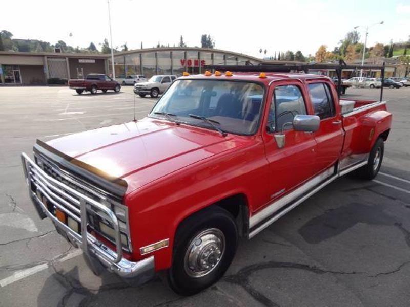 1990 Chevrolet R/V 3500 Series for sale at 1 Owner Car Guy in Stevensville MT