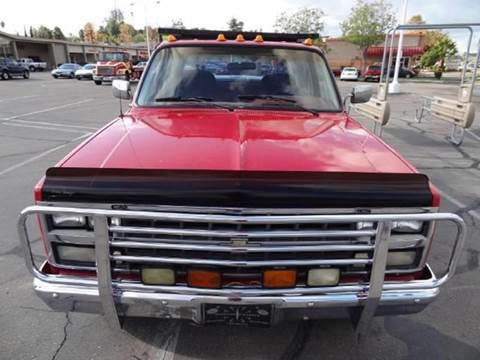 1990 Chevrolet R/V 3500 Series In El Cajon CA - 1 Owner Car Guy