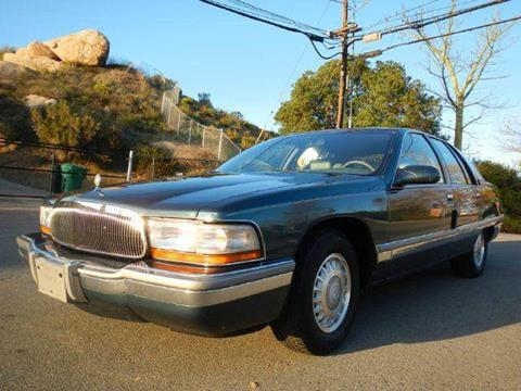 1996 Buick Roadmaster for sale at 1 Owner Car Guy in Stevensville MT