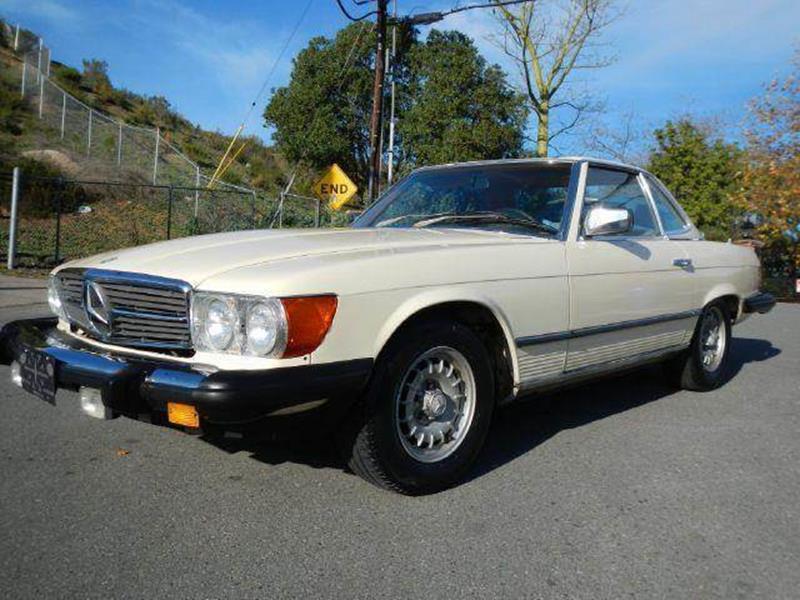 1981 Mercedes-Benz 380-Class for sale at 1 Owner Car Guy in Stevensville MT