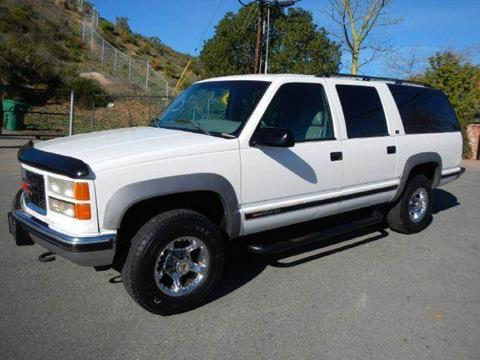 1995 GMC Suburban for sale at 1 Owner Car Guy in Stevensville MT