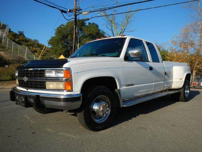 1992 Chevrolet C/K 3500 Series for sale at 1 Owner Car Guy in Stevensville MT