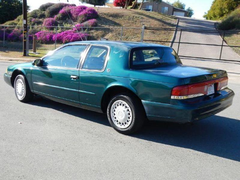 1994 mercury cougar xr7 in stevensville mt 1 owner car guy 1994 mercury cougar xr7 in stevensville