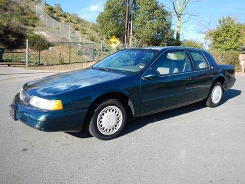 1994 Mercury Cougar for sale at 1 Owner Car Guy in Stevensville MT