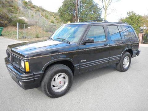 1993 Oldsmobile Bravada for sale at 1 Owner Car Guy in Stevensville MT