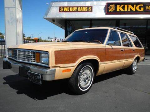 1979 Ford Fairmont for sale at 1 Owner Car Guy in Stevensville MT