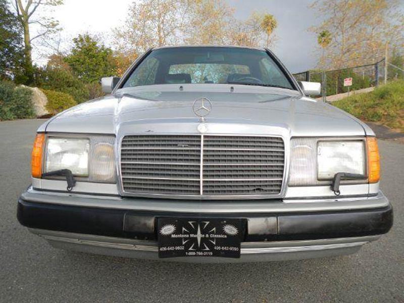 1993 Mercedes-Benz 300-Class for sale at 1 Owner Car Guy in Stevensville MT