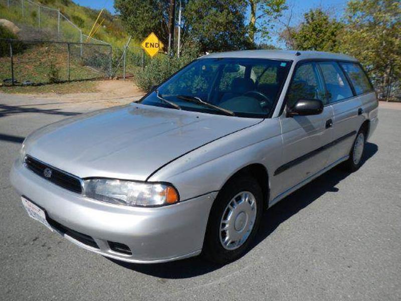 1995 Subaru Legacy for sale at 1 Owner Car Guy in Stevensville MT