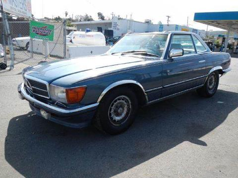 1984 Mercedes-Benz SL-Class for sale at 1 Owner Car Guy in Stevensville MT
