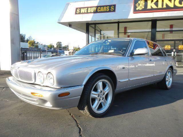 2002 Jaguar XJ-Series for sale at 1 Owner Car Guy in Stevensville MT