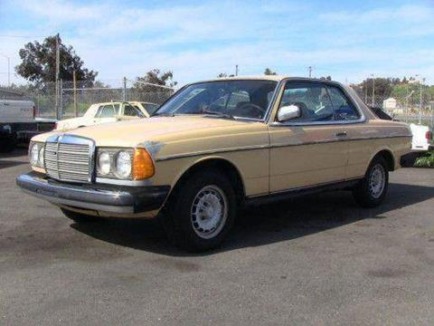 1980 Mercedes-Benz 280-Class for sale at 1 Owner Car Guy in Stevensville MT