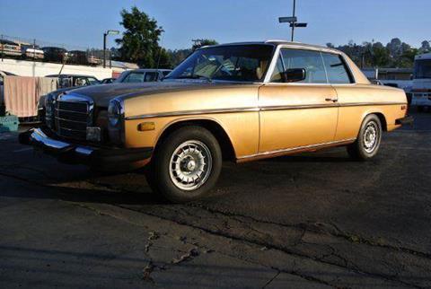 1974 Mercedes-Benz 280-Class for sale at 1 Owner Car Guy in Stevensville MT