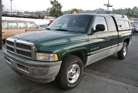 1998 Dodge Ram Pickup 1500 for sale at 1 Owner Car Guy in Stevensville MT