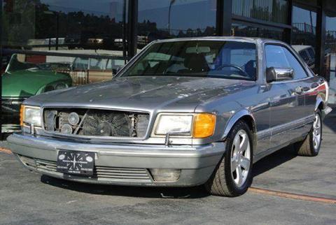 1987 Mercedes-Benz 560-Class for sale at 1 Owner Car Guy in Stevensville MT