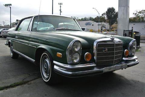 1971 Mercedes-Benz 280-Class for sale at 1 Owner Car Guy in Stevensville MT