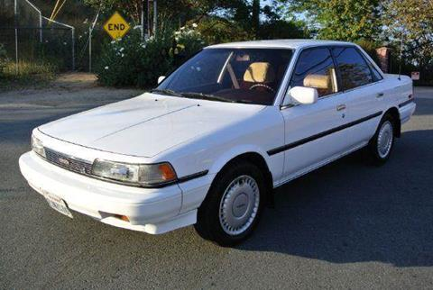 1988 Toyota Camry for sale at 1 Owner Car Guy in Stevensville MT