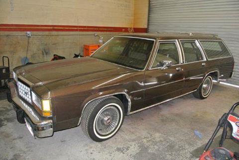 1987 Ford LTD Crown Victoria for sale at 1 Owner Car Guy in Stevensville MT