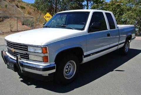 1990 Chevrolet C/K 1500 Series for sale at 1 Owner Car Guy in Stevensville MT