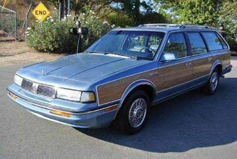 1987 Oldsmobile Cutlass Ciera for sale at 1 Owner Car Guy in Stevensville MT
