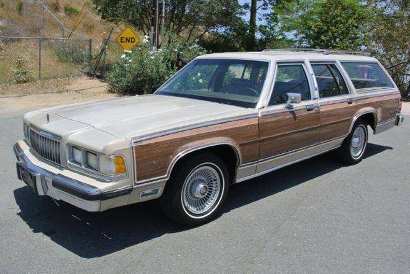 1991 Mercury Grand Marquis for sale at 1 Owner Car Guy in Stevensville MT