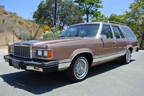 1982 Ford Granada for sale at 1 Owner Car Guy in Stevensville MT