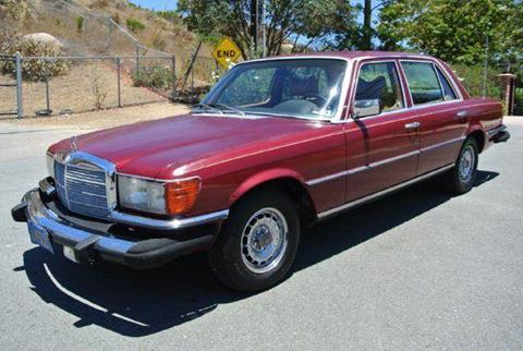 1979 Mercedes-Benz S-Class for sale at 1 Owner Car Guy in Stevensville MT