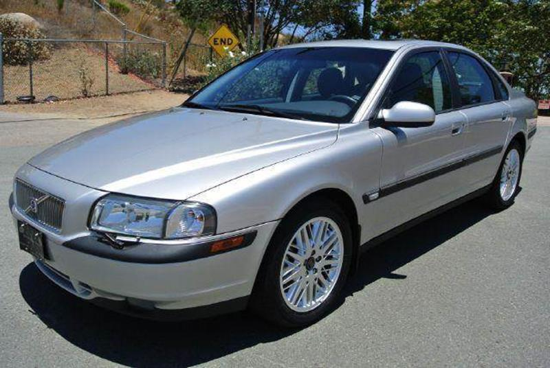 2001 Volvo S80 T6 In El Cajon Ca 1 Owner Car Guy