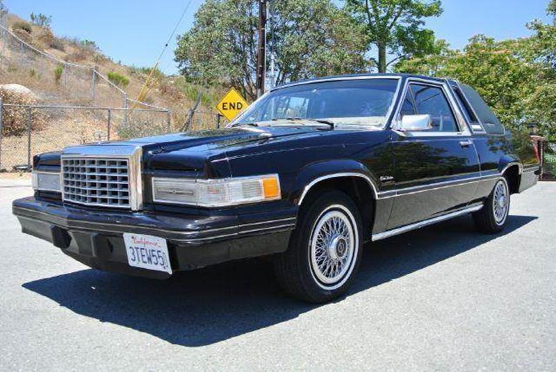 1982 Ford Thunderbird for sale at 1 Owner Car Guy in Stevensville MT
