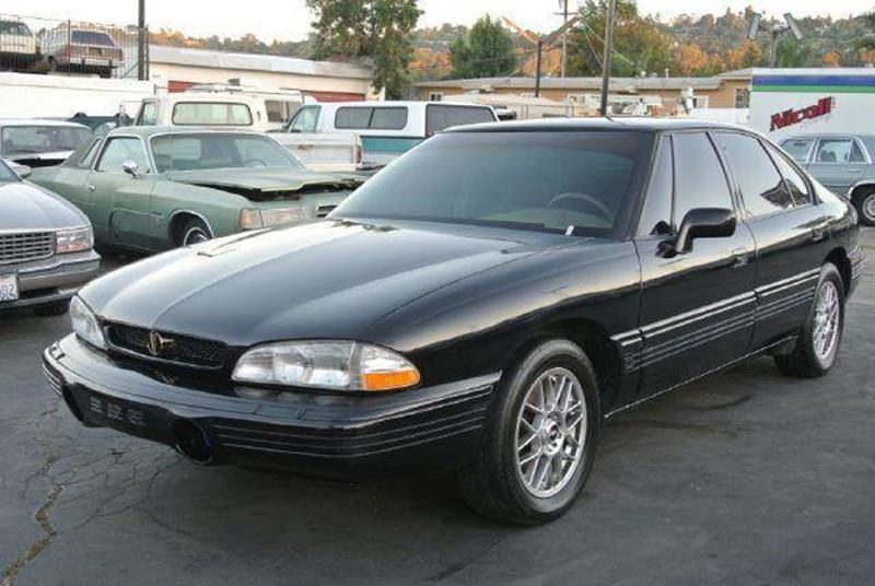 1994 pontiac bonneville parts