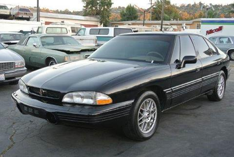 1994 Pontiac Bonneville for sale at 1 Owner Car Guy in Stevensville MT