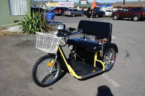 2000 Palmer Scooter