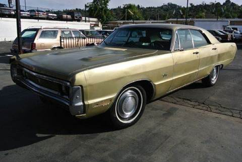 1970 Plymouth Fury for sale at 1 Owner Car Guy in Stevensville MT