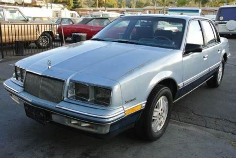 1988 Buick Skylark for sale at 1 Owner Car Guy in Stevensville MT