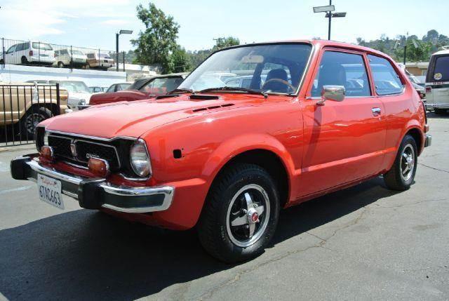 1977 Honda Civic for sale at 1 Owner Car Guy in Stevensville MT