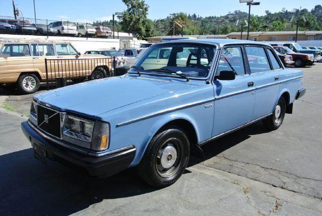 1983 Volvo 240 for sale at 1 Owner Car Guy in Stevensville MT