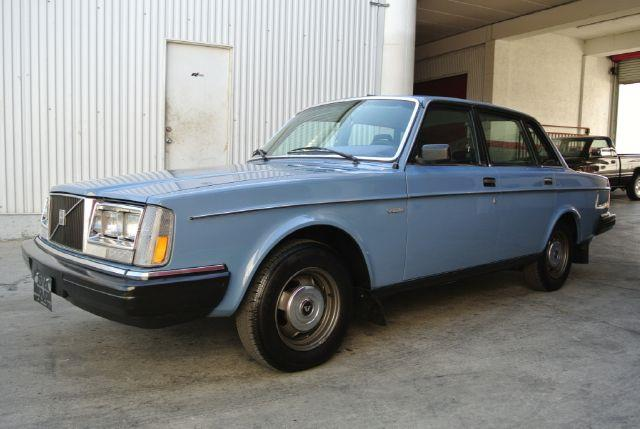 1983 Volvo 240 Dl In El Cajon Ca 1 Owner Car Guy