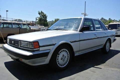 1985 Toyota Cressida for sale at 1 Owner Car Guy in Stevensville MT
