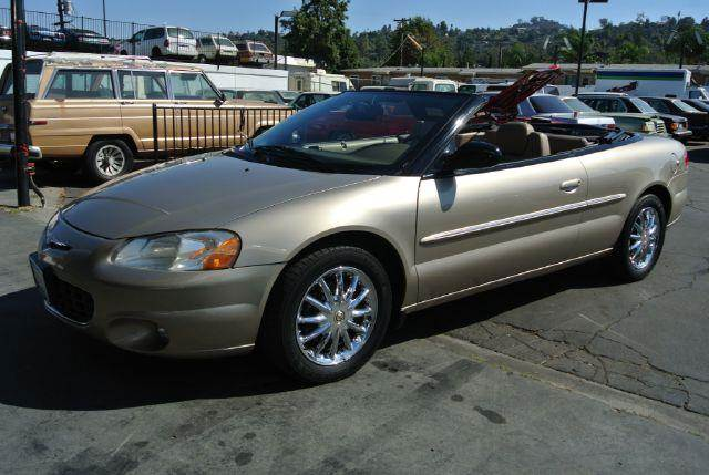 2002 Chrysler Sebring for sale at 1 Owner Car Guy in Stevensville MT